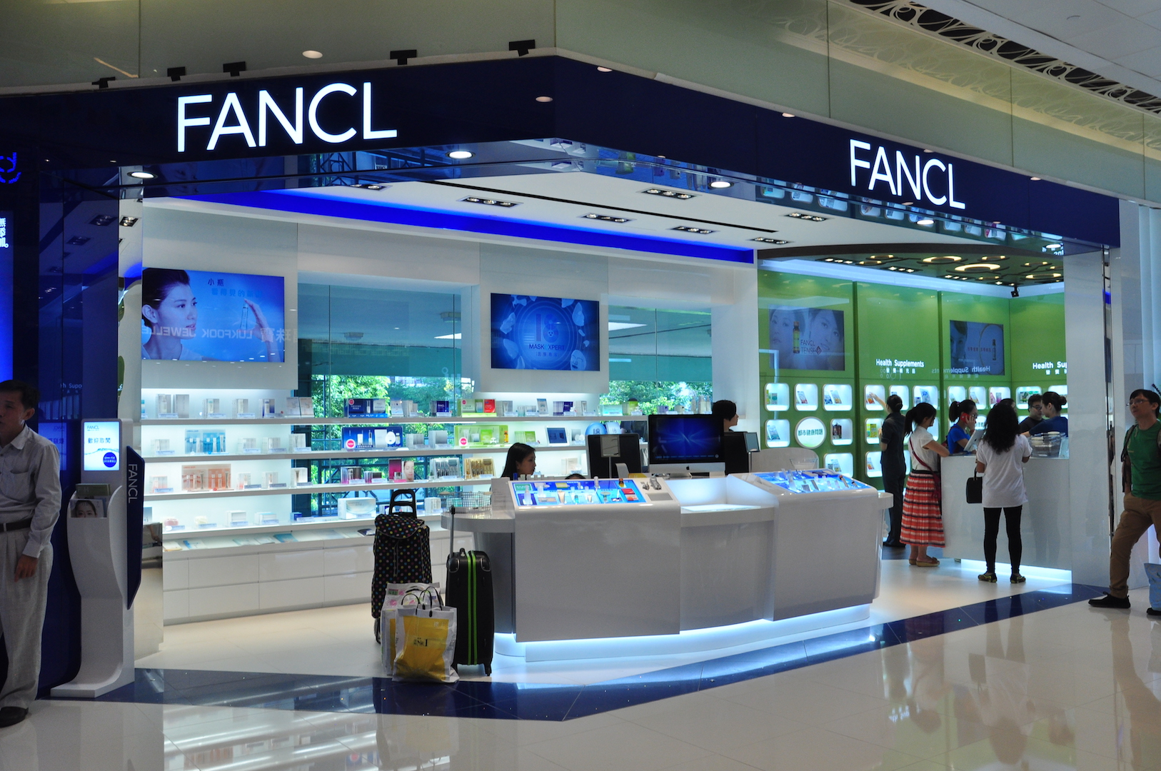 Retail Project -  Fancl