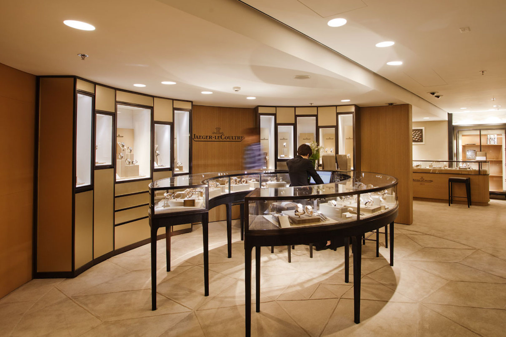 Retail Project - JaegerLeCoultre
