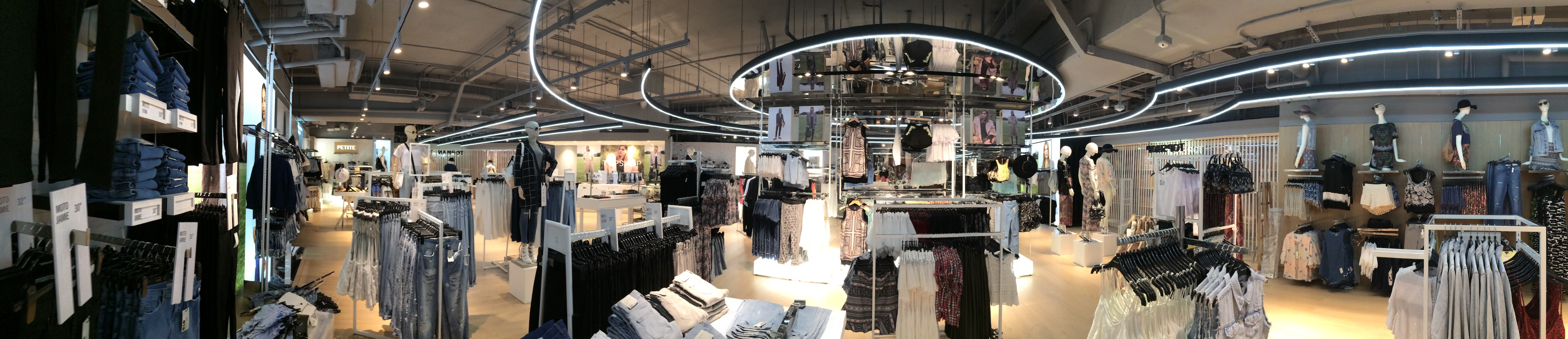 Retail Project - TopShop
