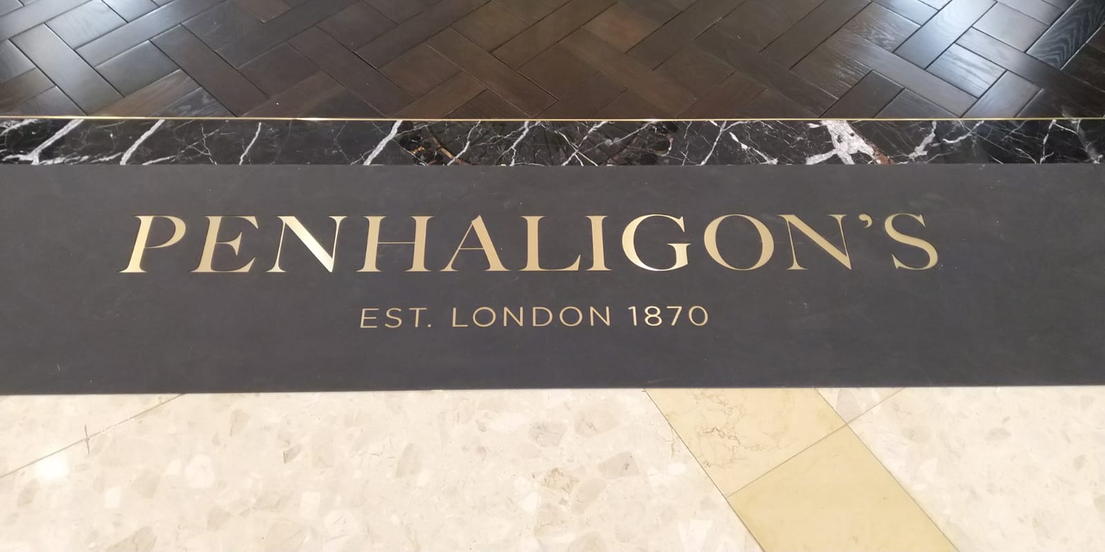 Retail Project- Penhaligon's(Macao)