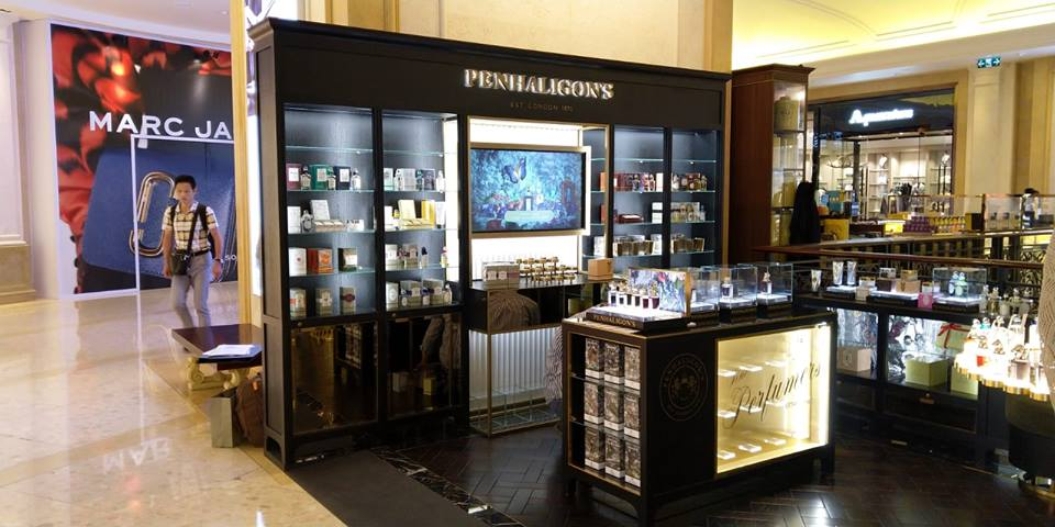 Penhaligon's at Four Seasons