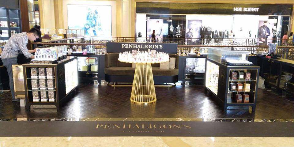Penhaligon's at Four Seasons (Macao)